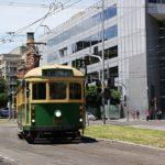 Melbourne Straßenbahm