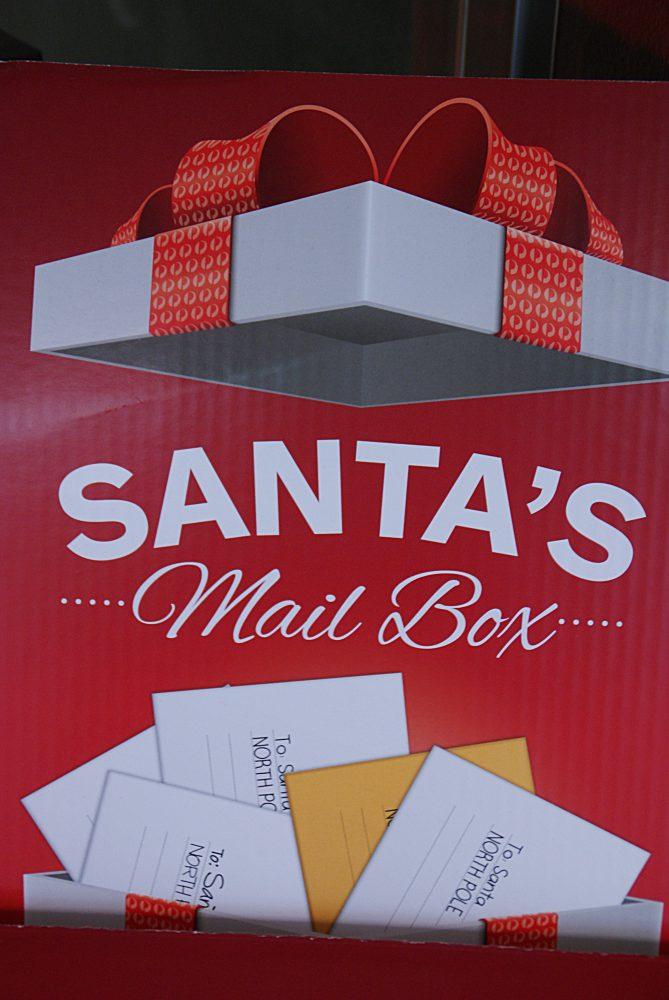 Australien Melbourne Santas Mail Box