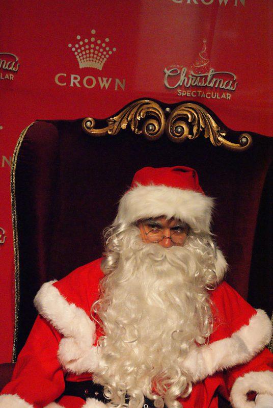 Australien Weihnachten Santa