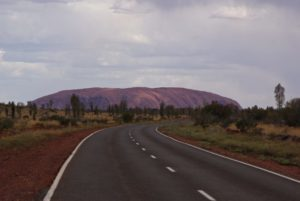 Australien Uluru