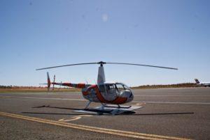 Helikopter Uluru