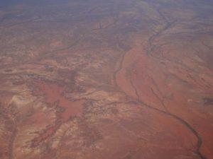 Outback von oben