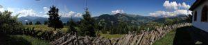 Wandern Salzburger Almenweg