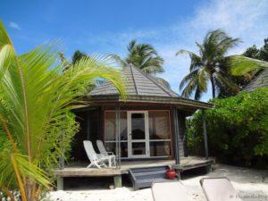 Malediven Kuredu Beach Villa