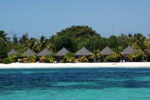 Malediven Kuredu Island