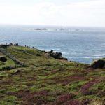 Cornwall Küste Wandern Lands End