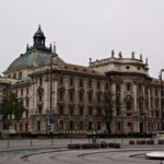 Muenchen Justizpalast