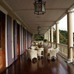Veranda Chateau Labourdonnais Kolonialzeit