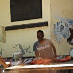 Fischmarkt Händler