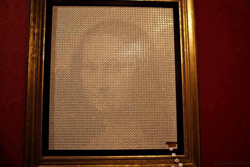 Mona Lisa im Curious Corner