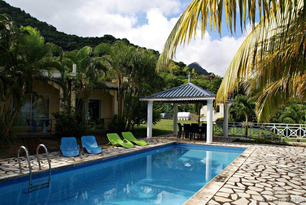 Unterkunft Mauritius