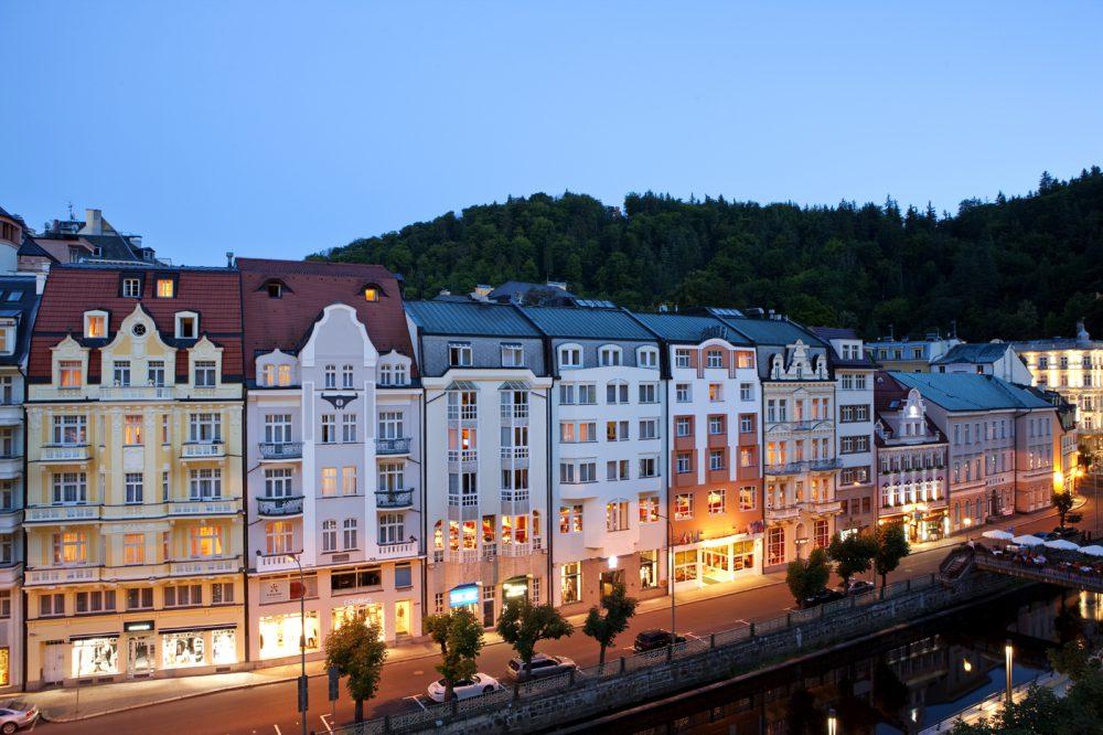 Hotel Dvorak Karlsbad