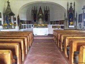 Johannesweg Kammerer Kreuz