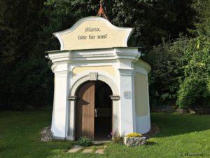 Johannesweg Bründlkapelle