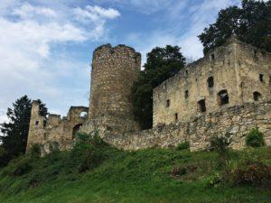 Johannesweg Ruine Prandegg
