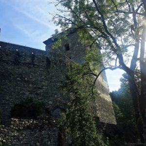 Kaprun Burg