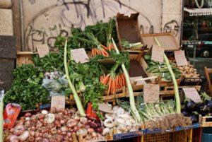 Zucchini von Sizilien