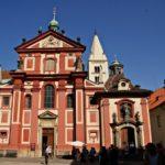 Prag Basilika St. Georg