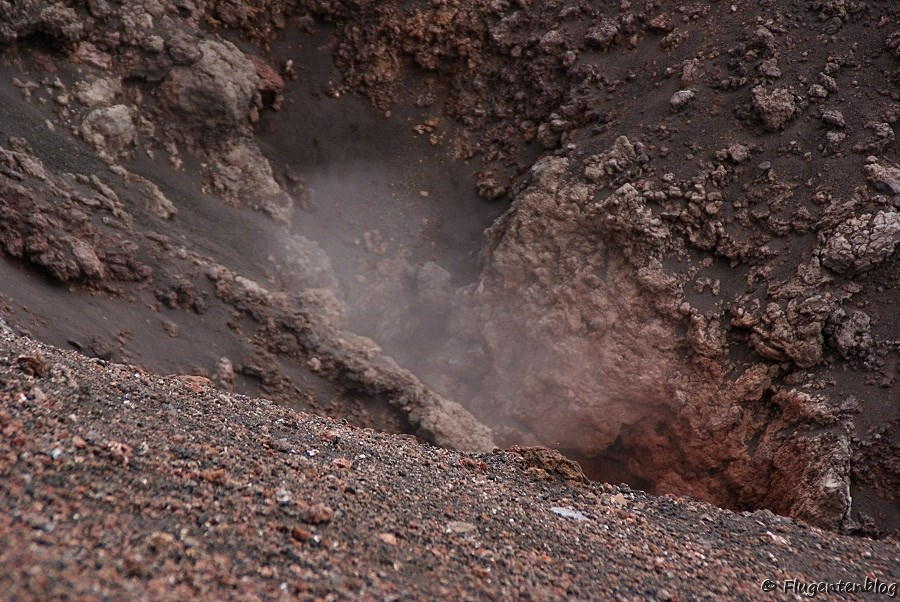 Europa Vulkane Sizilien Ätna