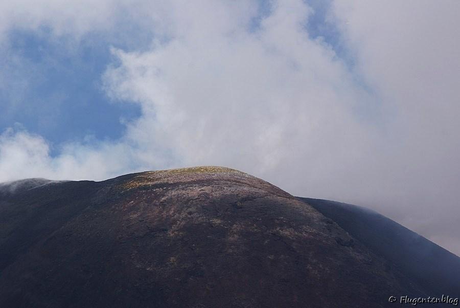 Europa Vulkan Ätna
