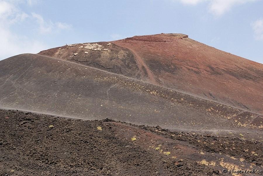 Ätna Sizilien Vulkan