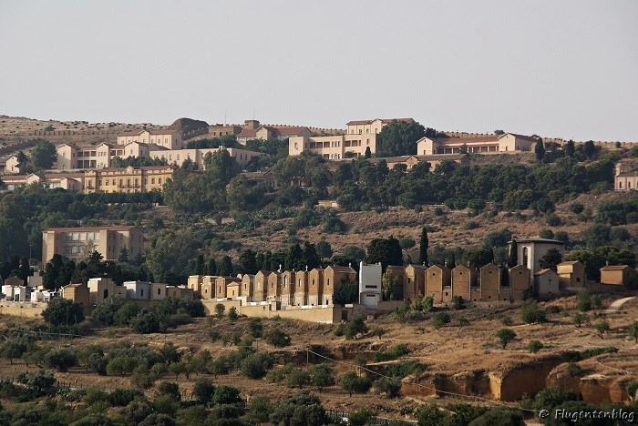 Agrigento Friedhof
