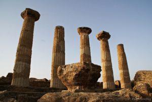 Valle dei templi Agrigent