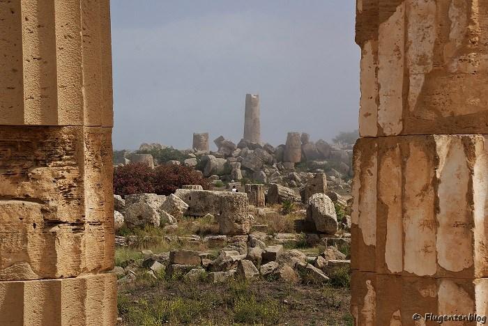 Selinunte Tempel