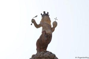 Centauressa Wahrzeichen von Taormina
