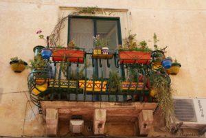 Taormina Balkon