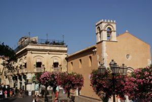 Taormina Piazza IX Aprile