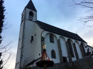 Kefermarkt Kirche