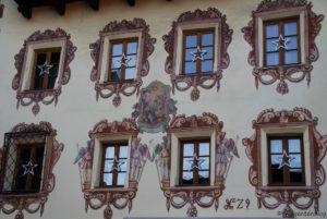 St. Wolfgang Hausfassade
