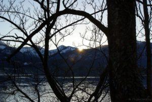 Wolfgangsee Sonnenuntergang