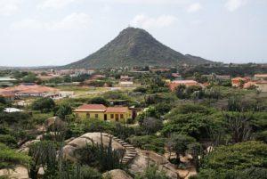 Casibari Felsen Aruba Hooiberg