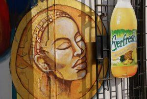 Street art San Nicolas