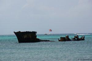 Aruba Wreck