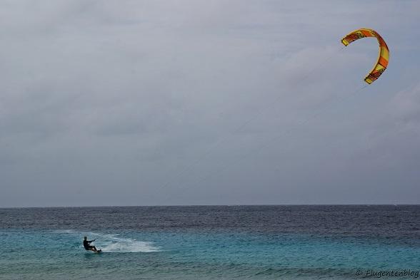 Bonaire Kitesurfen