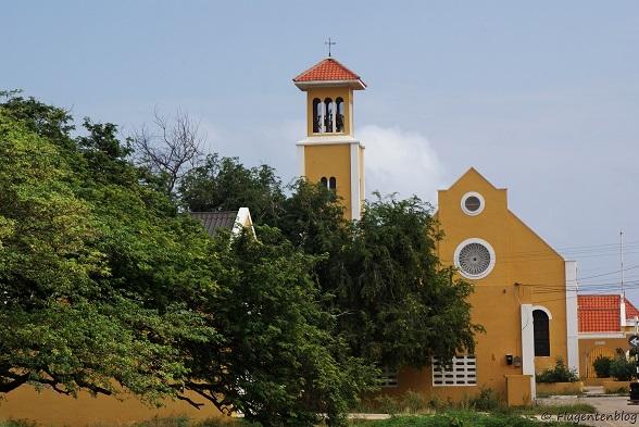 Bonaire Rincon Kirche