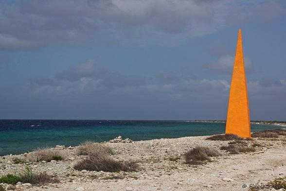 Bonaire Obelisks