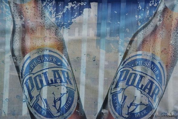Bonaire Bier Polar