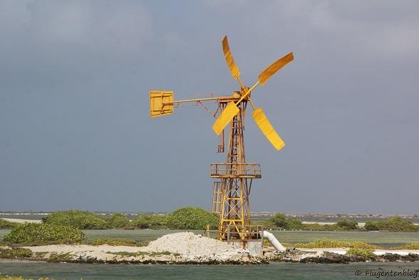 Bonaire Windmühlen