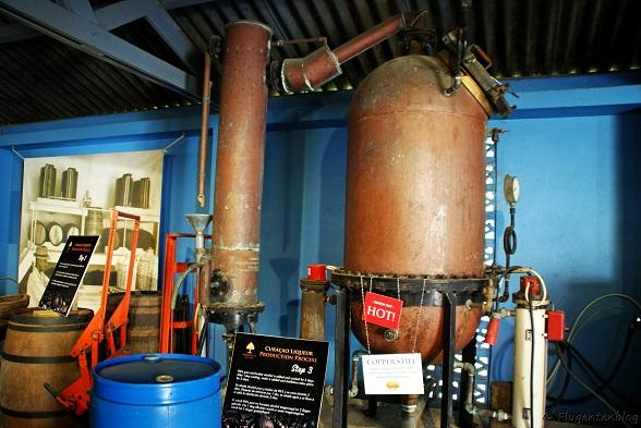 Blue Curacao Herstellung