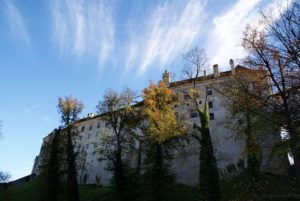 Tschechien Krumau Burg