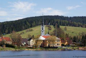 Frymburk Tschechien