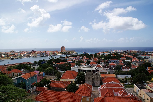 Willemstad Ausblick Julianabrug