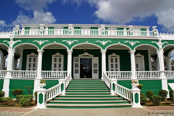 Willemstad Wedding Cake House