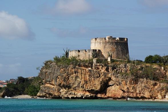 Fort Beekenburg Curacao