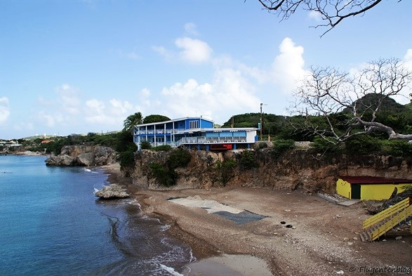 Curacao Strand Playa Forti