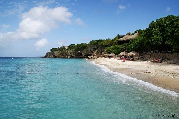 Curacao Straende Playa Kalki